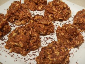 Two Ingredient Autumn Cookie