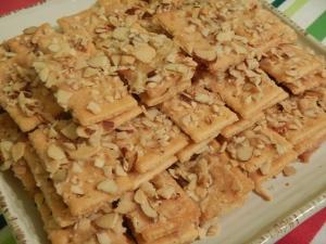 Grandma Ferritto's Keebler Dessert Crackers