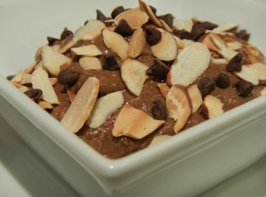 Spicy Chocolate Chia Seed Pudding