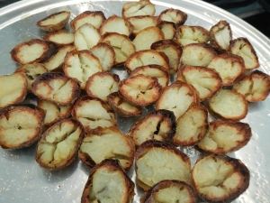 Roasted Potato Ends